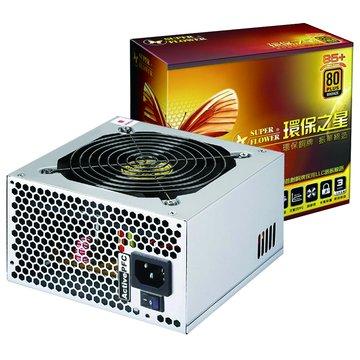 振華 環保之星550W/80+銅牌 電源供應器
