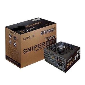SNIPER 750W 80+電源供應器