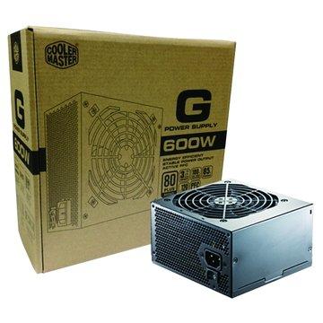 G600W 80+電源供應器