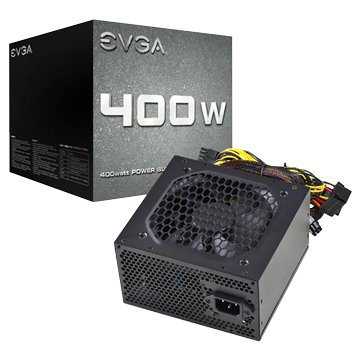 EVGA 400W 電源供應器
