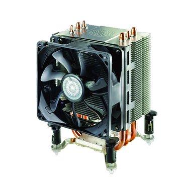 COOLER MASTER 訊凱科技 TX3 EVO版熱導管散熱器LGA1155/775/AM3+