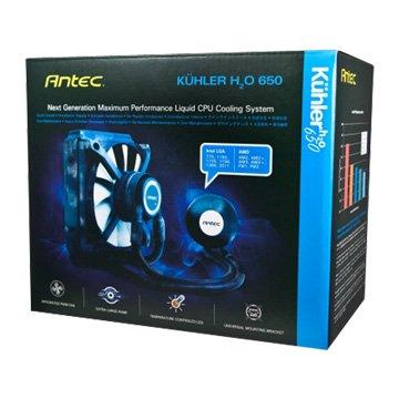 Antec KUHLER H2O 650 CPU 水冷散熱系統