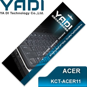 YADI 亞第科技 KCT-ACER11鍵盤保護膜