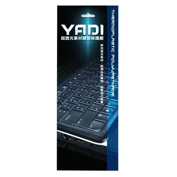 YADI 亞第科技 YD-KM-APPLE-01超透光鍵盤保護膜