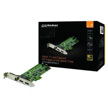 H727/HDMI高畫質電視擷取卡(PCI-E)