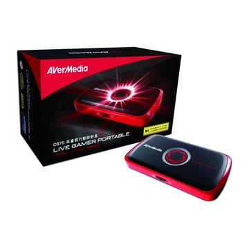 AVER 圓剛 易錄盒C875-Live Gamer Portable