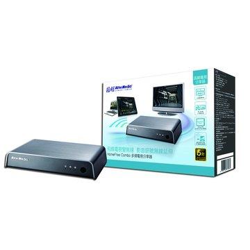 F210/HomeFree Combo多頻電視分享器