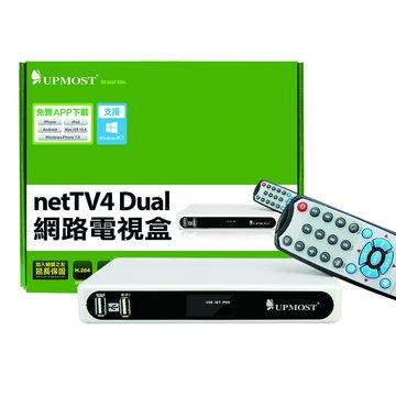 netTV4 Dual 網路電視盒