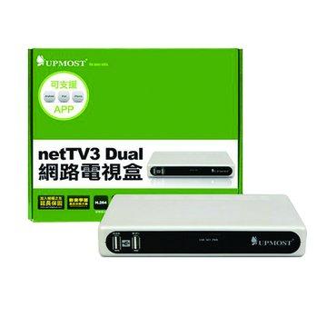 netTV3 Dual網路電視盒