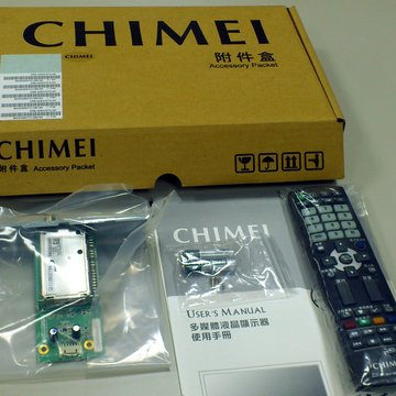 奇美視訊盒 CMV B24LS800D