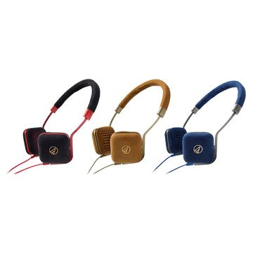 鐵三角 ATH-UN1 麂皮時尚頭戴式耳機(贈品)