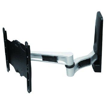 HE H20ATC 27吋以下LED/LCD鋁合金雙臂夾桌