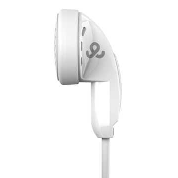 飛利浦GoGear 入耳式耳機(白) GEP1010WT