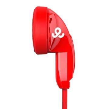飛利浦GoGear入耳式耳機(紅) GEP1010RD