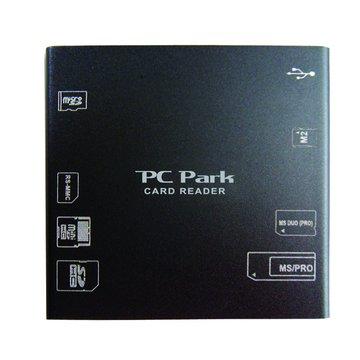 PC Park R-006讀卡機(黑)