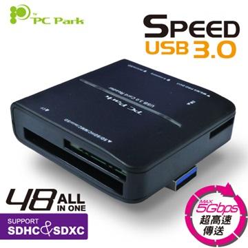 A230 USB3.0讀卡機(黑)