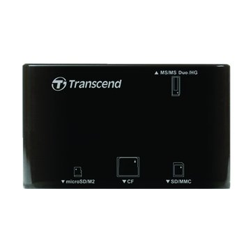 Transcend 創見 RDP8多合一讀卡機