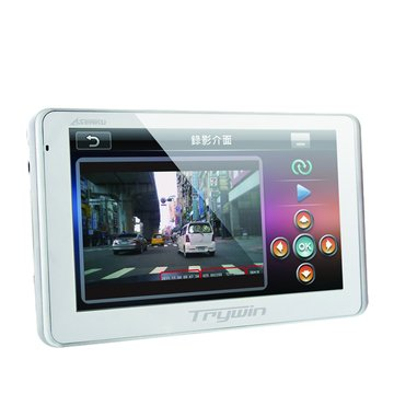 3DX衛星導航+行車紀錄器(福利品出清)