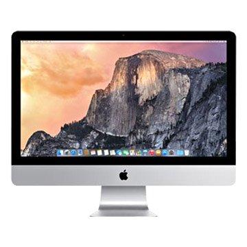"""iMac ME089TA/A(3.4G/16)27""""液晶電腦(福利品出清)"""