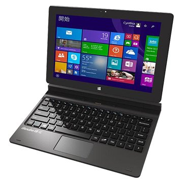 Genuine捷元  E10T3W含O365(Z3735F/2G/32GB/W8.1+OFFICE365)(福利品出清)