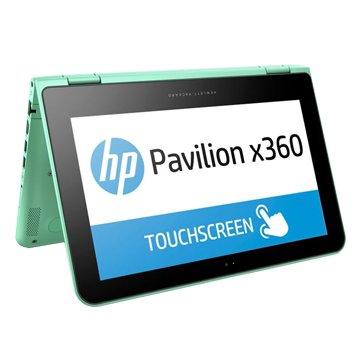Pavilion x360 Conv 11-k054TU綠(N3700/4G/500GB+8GSSHD)(福利品出清)