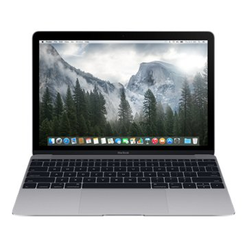 MacBook MJY42TA/A灰(12''/512)[限定高雄門市取貨](福利品出清)
