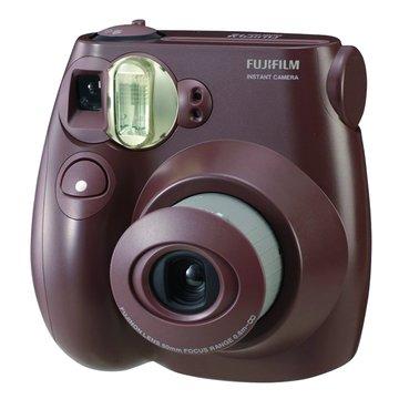 富士馬上看相機mini-7s 公司貨巧克力色 (購物網限定)