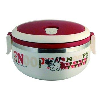 史努比不鏽鋼餐盒(購物網限定)