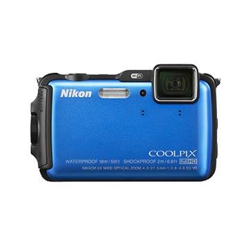 "AW120藍3""1600萬防水相機(福利品出清)"