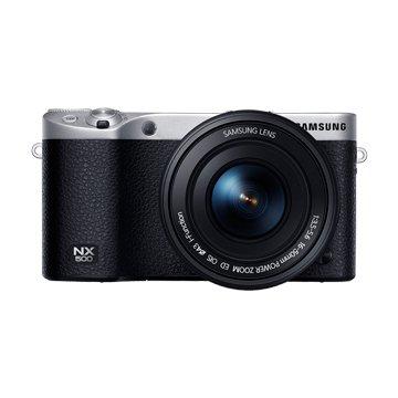 NX500(16-50mm PZ+Flash)黑 輕單眼相機(福利品出清)