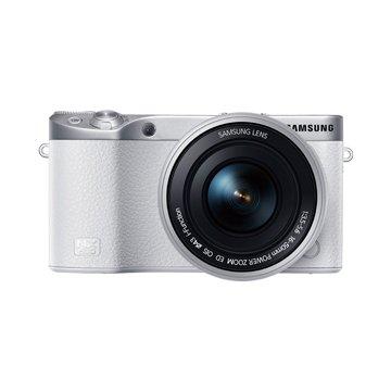 NX500(16-50mm PZ+Flash)白 輕單眼相機(福利品出清)