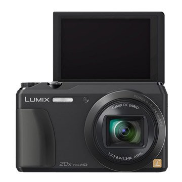 """DMC-ZS35黑3""""1600萬 類單眼相機"""