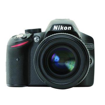 D3200 KIT(18-105mm)黑 單眼相機(福利品出清)
