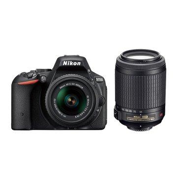 Nikon D5500/18-55+55-200雙鏡組