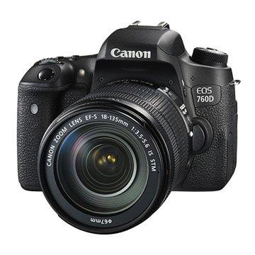 EOS 760D KIT(18-135STM)單眼相機