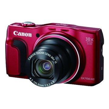 Powershot SX700HS紅/30X光學 類單(福利品出清)