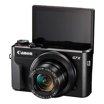 Canon 佳能 PowerShot G7X Mark II 黑 類單眼相機