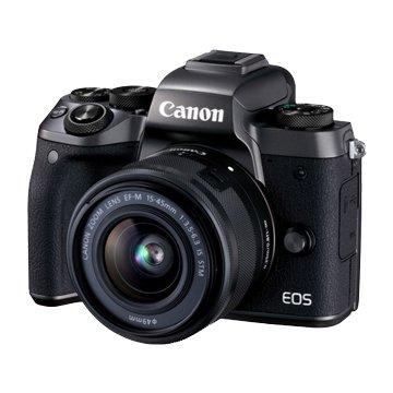 Canon 佳能 EOS M5 EF-M 15-45mm輕單眼相機