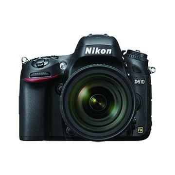 NIKON 尼康 D610 單機身 單眼相機(福利品出清)