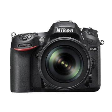 NIKON 尼康 D7200 KIT(18-140mm)單眼相機