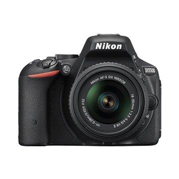 NIKON 尼康 D5500(18-55+35mm)/1.8G 變焦+定焦人像鏡 雙鏡組