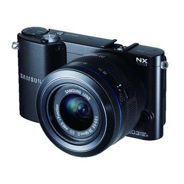 NX1000黑 雙鏡(20-50mm+16mm)單眼相機(福利品出清)