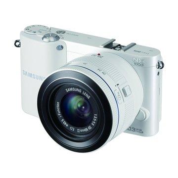 NX1000白 單鏡(20-50mm) 單眼相機(福利品出清)