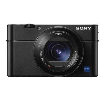 SONY 新力牌  DSC-RX100M5/黑 類單眼相機
