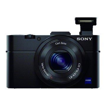 DSC-RX100M2/黑 類單眼相機(福利品出清)