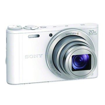 DSC-WX350/W白/20X 數位相機(福利品出清)