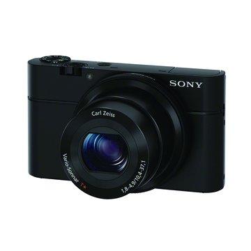 SONY DSC-RX100/黑 類單眼相機(福利品出清)