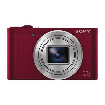 SONY 新力牌 DSC-WX500/R 紅 類單眼相機