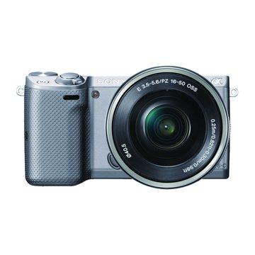 NEX-5TL/SQ銀 變焦(16-50) 輕單眼相機(福利品出清)