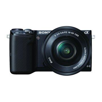 NEX-5TL/BQ黑 變焦(16-50) 輕單眼相機(福利品出清)